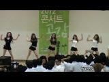 реакция корейцев на танцующих гоу гоу девушек