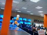 Открытие магазина DNS Европа-Азия, очередь в кассу))))